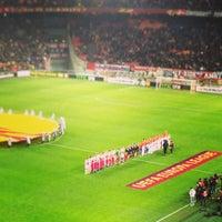 2/14/2013 tarihinde Justin V.ziyaretçi tarafından Johan Cruijf Arena'de çekilen fotoğraf