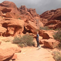 4/18/2013にKira R.がRed Rock Canyon National Conservation Areaで撮った写真