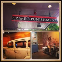 Photo prise au National Museum of Crime & Punishment par Alyona D. le10/3/2013