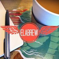 9/11/2013에 Jewel H.님이 Elabrew Coffee에서 찍은 사진