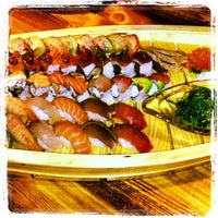 8/5/2013 tarihinde Theodore T.ziyaretçi tarafından Ohjah Japanese Steakhouse'de çekilen fotoğraf
