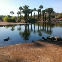 Photo taken at Papago Park by Lisa E. on 5/25/2013