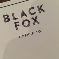 Foto tomada en Black Fox Coffee Co. por WillMcD el 10/11/2016