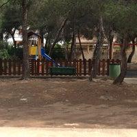 6/5/2013 tarihinde Esteve M.ziyaretçi tarafından Parc Infantil'de çekilen fotoğraf