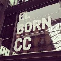 Foto tomada en El Born Centre Cultural por Nuno C. el 9/28/2013