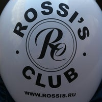 Photo prise au Rossi's Club par Edgar K. le7/11/2013