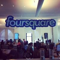 Das Foto wurde bei Foursquare HQ von Erkan T. am 11/12/2012 aufgenommen