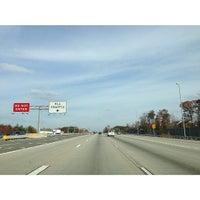 Photo prise au I-66 - Arlington / Fairfax County par Ya K. le11/18/2012