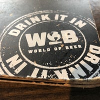 Foto tomada en World of Beer  por Tony C. el 4/15/2018
