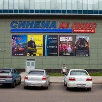 Снимок сделан в Синема Де Люкс / Cinema De Lux пользователем Синема Де Люкс / Cinema De Lux 7/27/2013