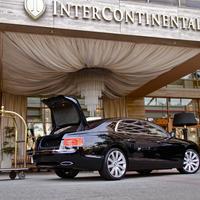 Das Foto wurde bei InterContinental Los Angeles Century City von William B. am 2/27/2014 aufgenommen