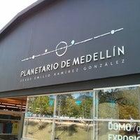 7/27/2013에 Sebastian P.님이 Planetario de Medellín에서 찍은 사진