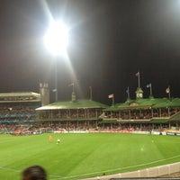 6/1/2013에 Paul J.님이 Sydney Cricket Ground에서 찍은 사진
