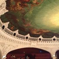 1/20/2013 tarihinde Carolina C.ziyaretçi tarafından Teatro Municipal de Santiago'de çekilen fotoğraf