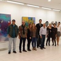 1/16/2014 tarihinde Galeri Soyutziyaretçi tarafından Galeri Soyut'de çekilen fotoğraf