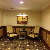 5/1/2013 tarihinde Alaa R.ziyaretçi tarafından Wyndham Grand Regency Doha Hotel'de çekilen fotoğraf
