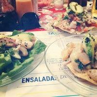 Foto tomada en Erizo - Cocina de Mar por Maria Jose el 10/13/2012