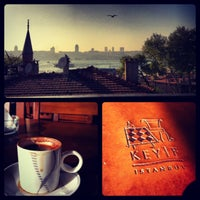 Снимок сделан в Keyif İstanbul пользователем Ebubekir M. 5/3/2013
