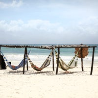 Photo Taken At Ahau Tulum By Travel Leisure On 9 14 2012