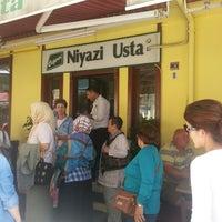 5/11/2013 tarihinde nlnziyaretçi tarafından Ciğerci Niyazi Usta'de çekilen fotoğraf
