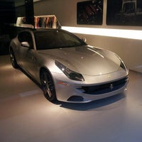 Ferrari Of New York Automotive Shop