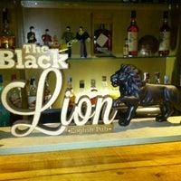 Foto tomada en The Black Lion por Pilar G. el 5/9/2013