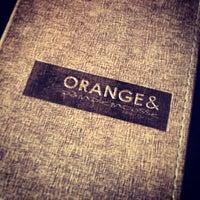 Photo prise au Orange et Pamplemousse par Samuel H. le1/13/2013