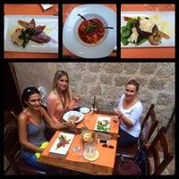 9/28/2014 tarihinde Ozana D.ziyaretçi tarafından DALMATINO Dubrovnik'de çekilen fotoğraf