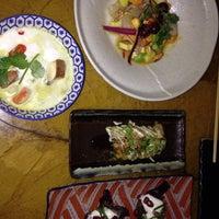 Das Foto wurde bei Mochi Restaurant von Christina Y. am 2/13/2016 aufgenommen
