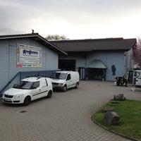 Das Foto wurde bei Scherwat - Fachmarkt für Dach, Wand & Innenausbau von Jan-Philipp S. am 4/18/2013 aufgenommen
