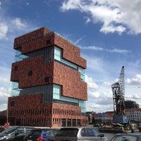 6/15/2013にMauro C.がMAS | Museum aan de Stroomで撮った写真