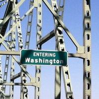 Снимок сделан в Oregon/Washington State Line пользователем Nicole W. 9/1/2013