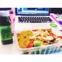 Снимок сделан в Spotify Asia HQ пользователем bellestar 6/30/2014