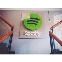 Снимок сделан в Spotify Asia HQ пользователем bellestar 6/16/2014
