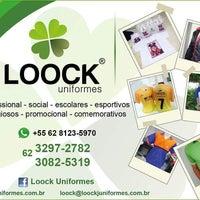 ... Foto tirada no(a) LOOCK Uniformes e Camisetas por Frank B. em 10 ... 5b33525b99007