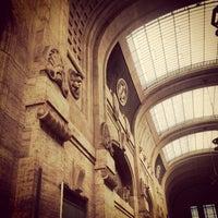 Foto scattata a Stazione Milano Centrale da Sara T. il 6/11/2013