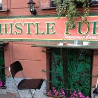 8/5/2013 tarihinde Lazareva E.ziyaretçi tarafından Thistle Pub'de çekilen fotoğraf