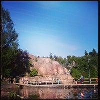 Das Foto wurde bei Pikkukosken uimaranta von Linda I. am 6/8/2013 aufgenommen