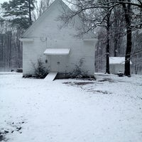 Foto tirada no(a) Liberty Universalist Church por Brandi C. em 1/17/2013
