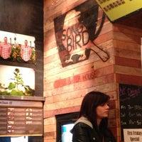 Photo taken at Songbird Coffee & Tea House by Rick B. on 3/2/2013