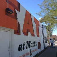 Photo taken at Matt's Big Breakfast by Rick B. on 2/24/2013