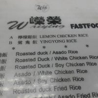 Foto scattata a Wai Ying Fastfood (嶸嶸小食館) da Marian Angeli M. il 4/19/2013