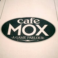 Снимок сделан в Cafe Mox пользователем Turtle 11/17/2012