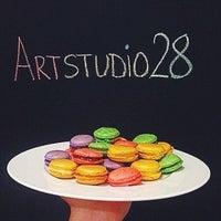 2/26/2014 tarihinde Vitalii Z.ziyaretçi tarafından ArtStudio28'de çekilen fotoğraf