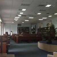 Снимок сделан в Бібліотека ім. Тетяни та Омеляна Антоновичів пользователем Pasha 5/13/2013