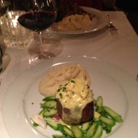 Photo Taken At 555 East American Steakhouse By Erika J On 5 9