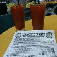 Снимок сделан в Tricky Fish пользователем Matt R. 6/15/2013