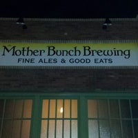Photo taken at Mother Bunch Brewing by David D. on 7/29/2014