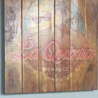 5/11/2019にBeer J.がLa Quinta Brewing Co.で撮った写真