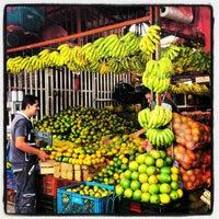 Foto tomada en Plaza de Mercado de Paloquemao por Edgar Mauricio O. el 12/16/2012